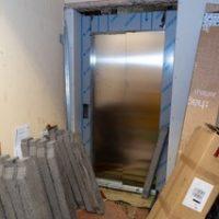 lift doors revealed